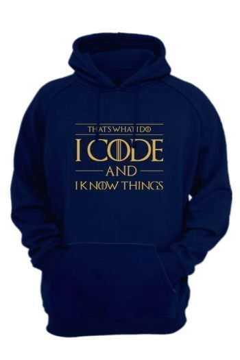 thats-what-i-do-i-code-i-drink-and-i-know-things-navy-blue-hoodie
