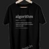 Algorithm-Definition-for-Software-Developer-and-Administrator-Funny-Programmer-Coding-geek-developer-black-tshirt